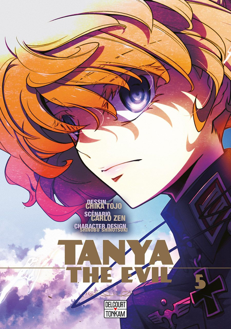 Tanya The Evil Vol.5