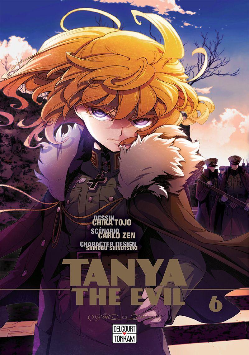 Tanya The Evil Vol.6