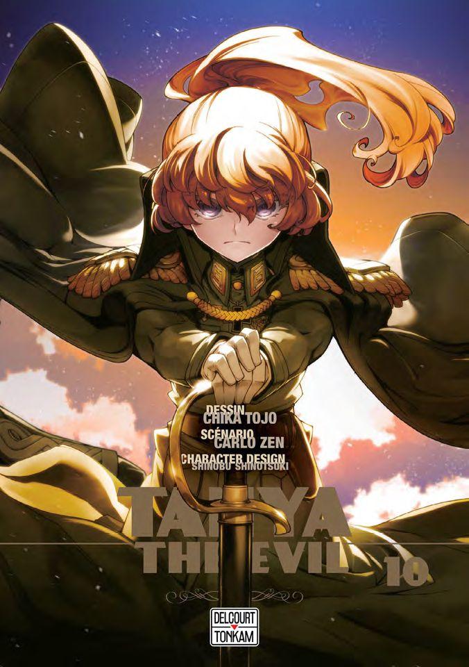 Tanya The Evil Vol.10