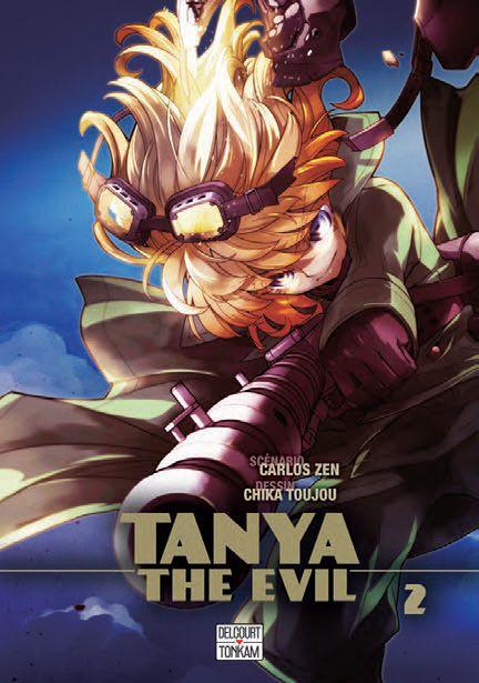 Tanya The Evil Vol.2