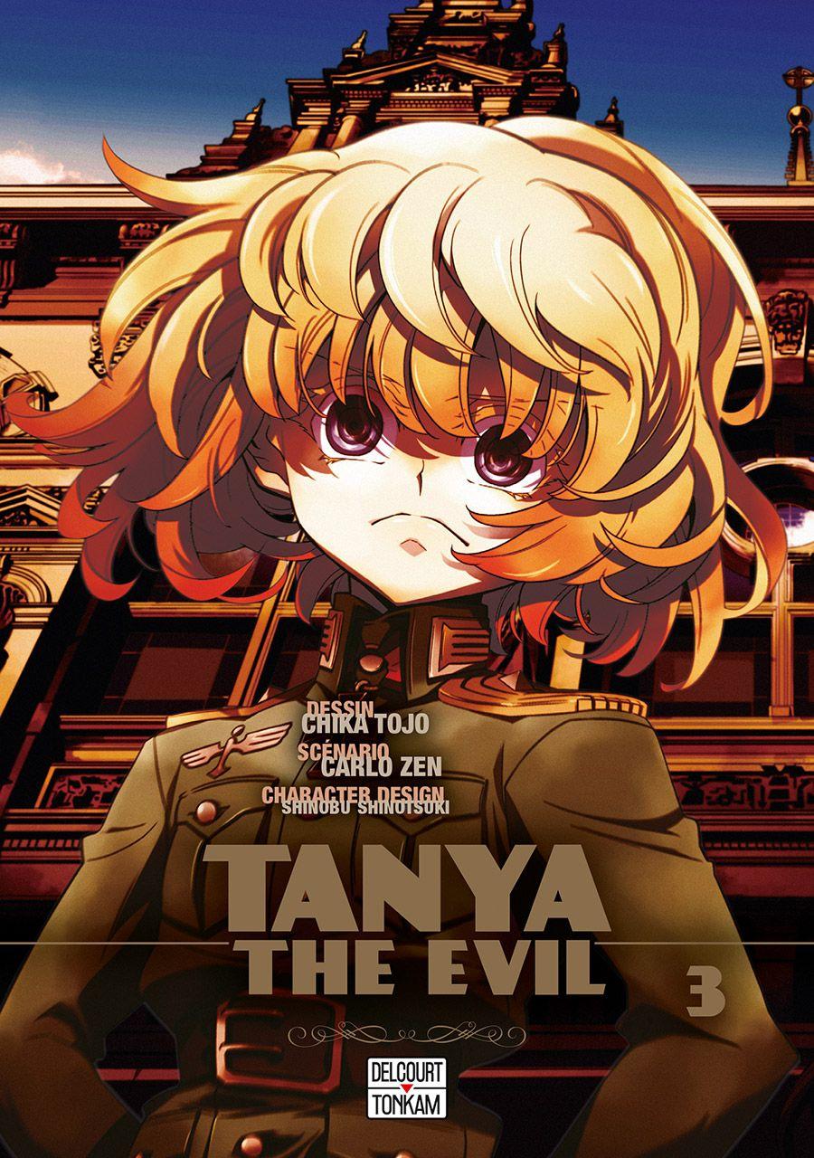 Tanya The Evil Vol.3