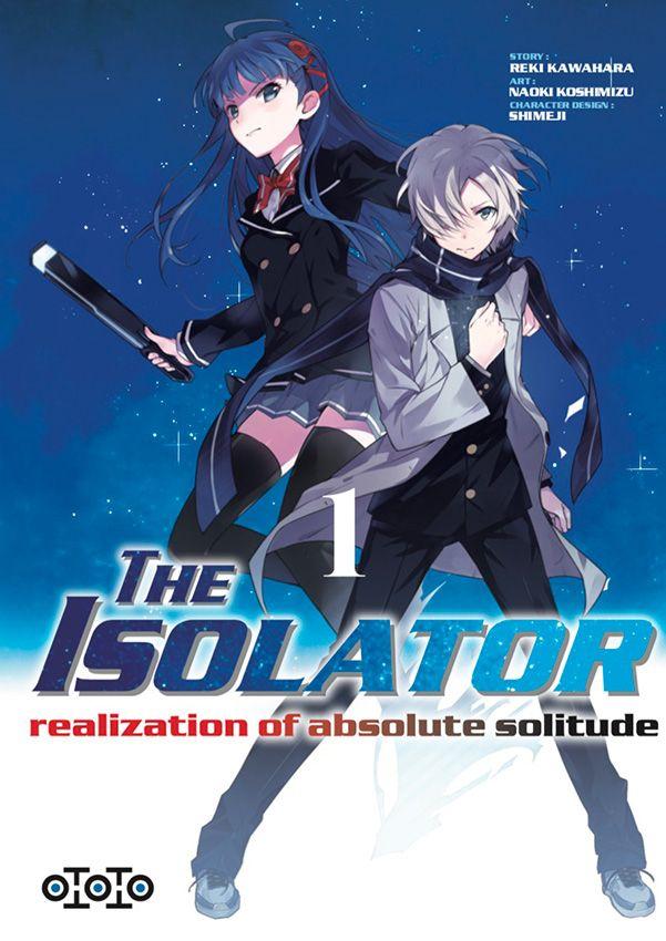 Sortie Manga au Québec JUIN 2021 The-isolator-1-ototo