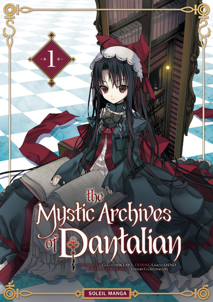 Pictures of The Mystic Archives of Dantalian