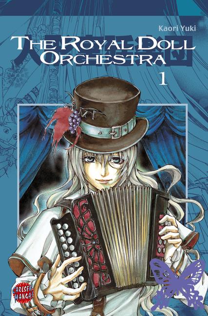 Royal doll orchestra