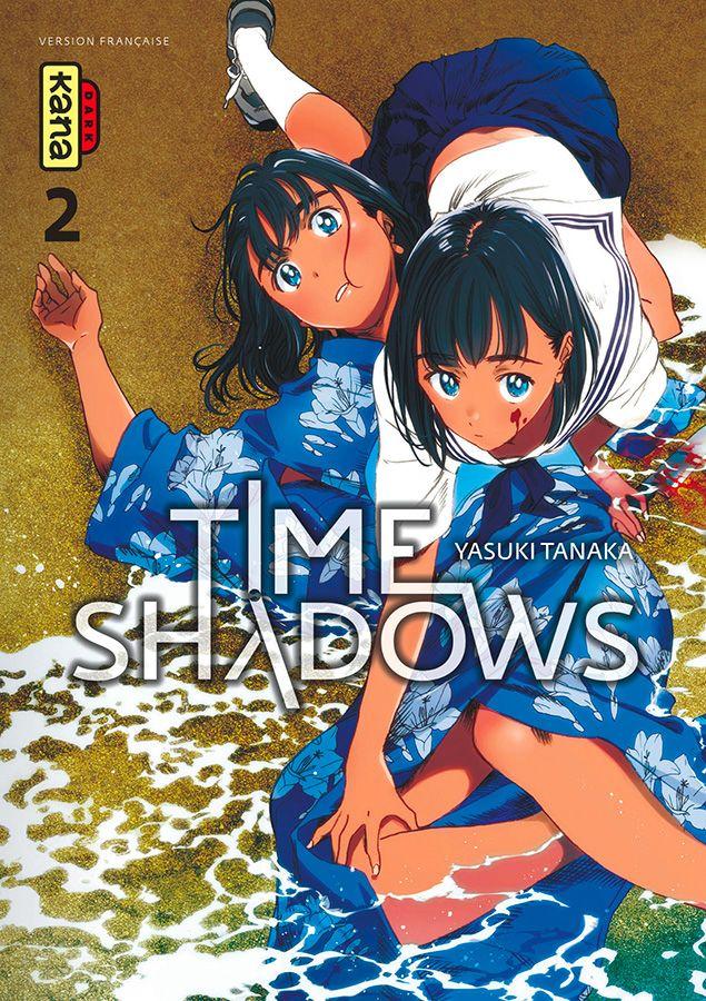 Manga - Manhwa - Time Shadows Vol.2