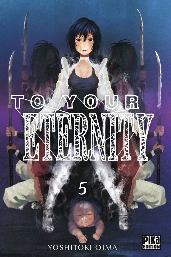 vol 5 to your eternity - manga