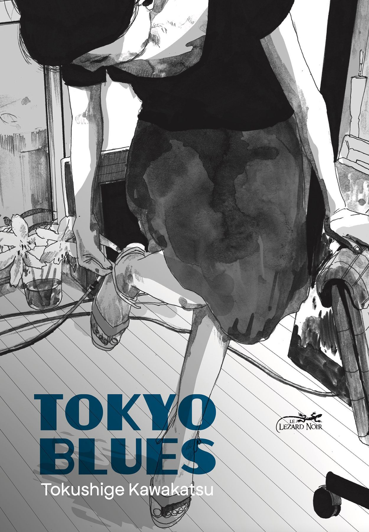 Sortie Manga au Québec JUIN 2021 Tokyo-blues-lezard