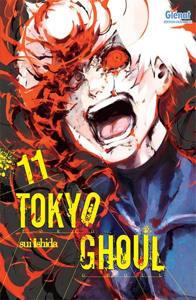 Tokyo ghoul Vol.11