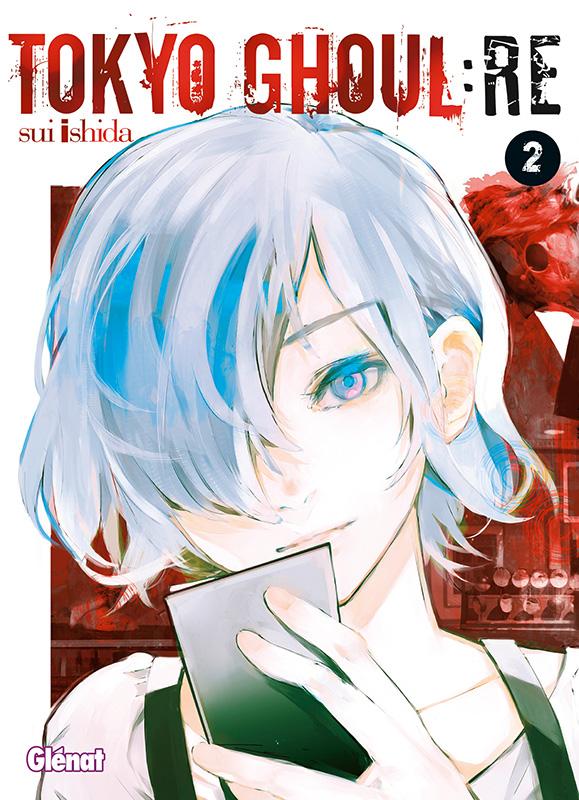 Vol 2 Tokyo Ghoul Re Manga Manga News