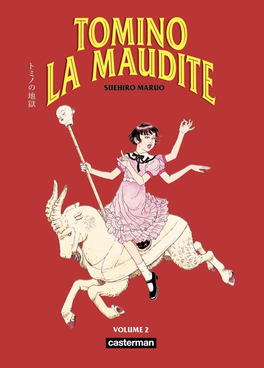 Sortie Manga au Québec JUIN 2021 Tomino-la-maudite-2-casterman