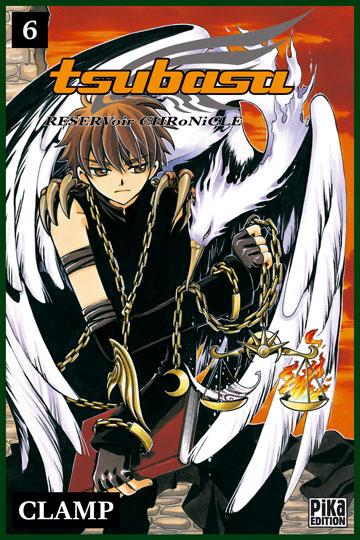 Tsubasa RESERVoir CHRoNiCLE Vol.6