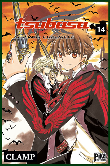 Tsubasa RESERVoir CHRoNiCLE Vol.14