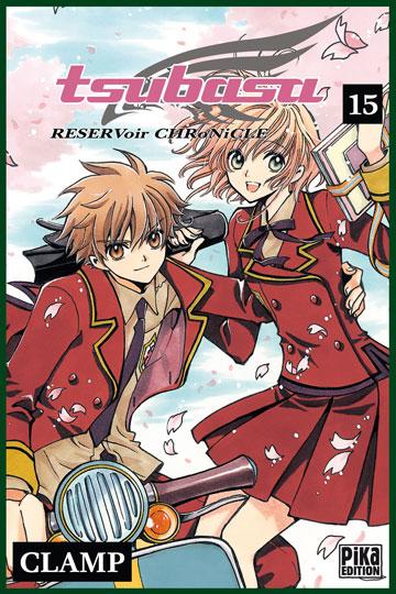 Tsubasa RESERVoir CHRoNiCLE Vol.15