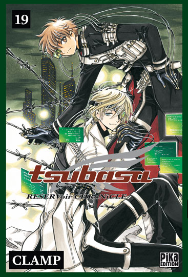 Tsubasa RESERVoir CHRoNiCLE Vol.19