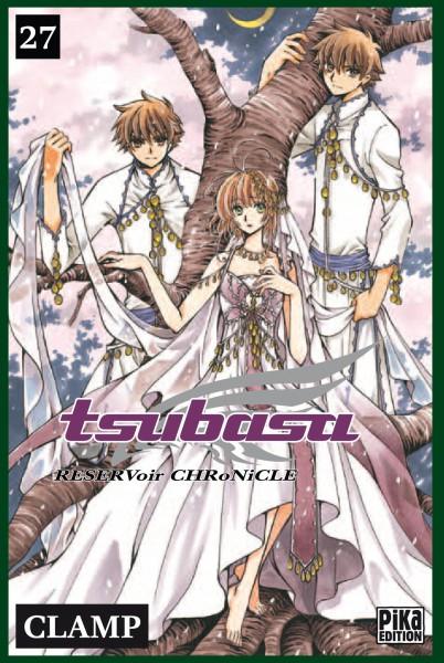 Tsubasa RESERVoir CHRoNiCLE Vol.27