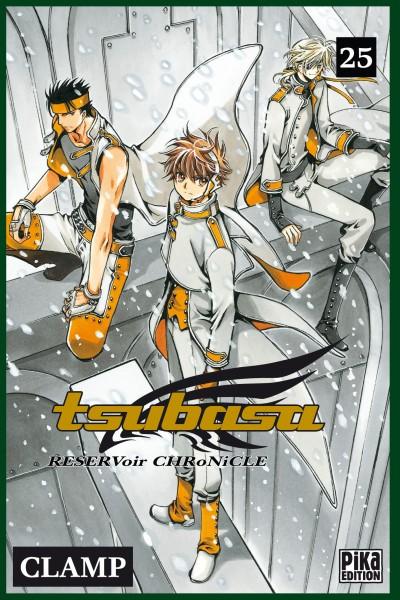 Tsubasa RESERVoir CHRoNiCLE Vol.25