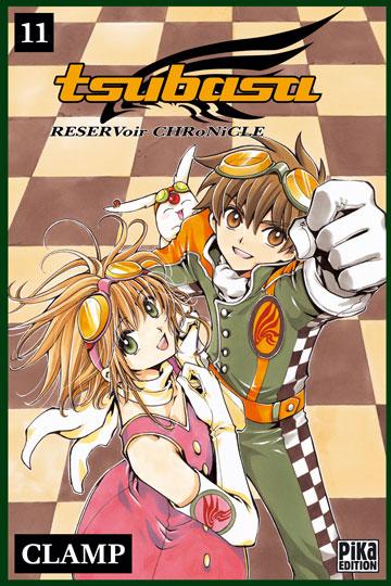 Tsubasa RESERVoir CHRoNiCLE Vol.11