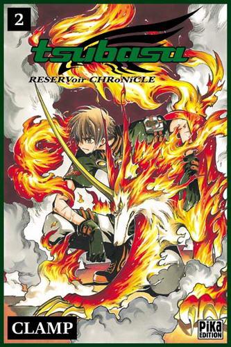 Tsubasa RESERVoir CHRoNiCLE Vol.2