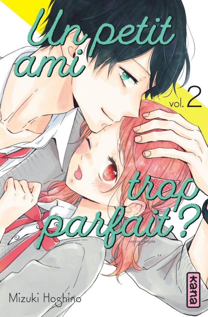 Manga - Manhwa - Petit ami trop parfait (un) Vol.2