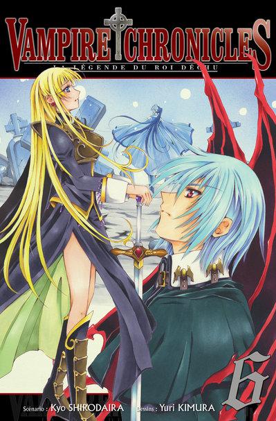 [MANGA] Vampire Chronicles Vampire-chronicle-ki-oon-6