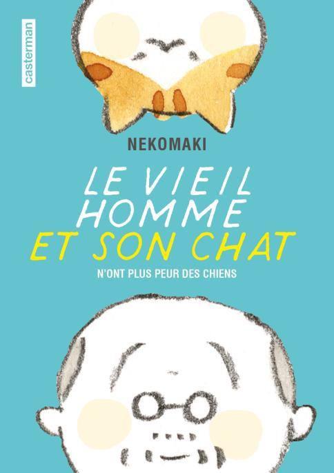 Manga - Manhwa - Vieil Homme et Son Chat (le) Vol.1