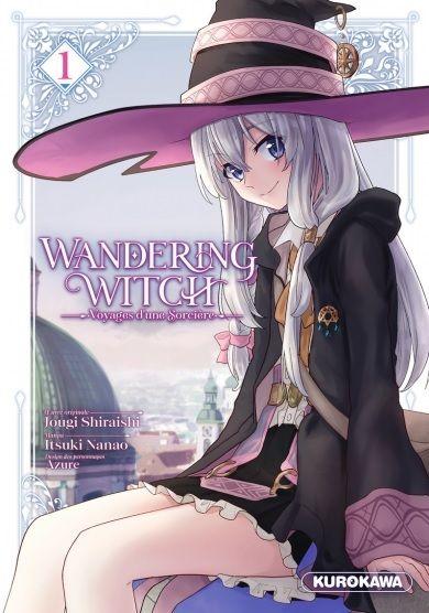 Manga - Manhwa - Wandering Witch - Voyages d'une sorcière Vol.1