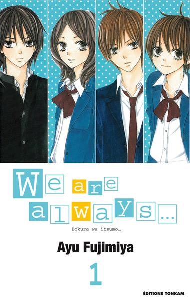 [MANGA] We are always We-are-always-1-tonkam