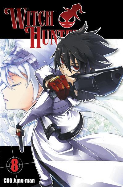 Manga Freak Manga Of The Week Witch Hunter