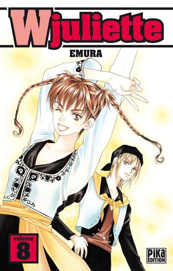 W Juliet, Vol. 3 by Emura