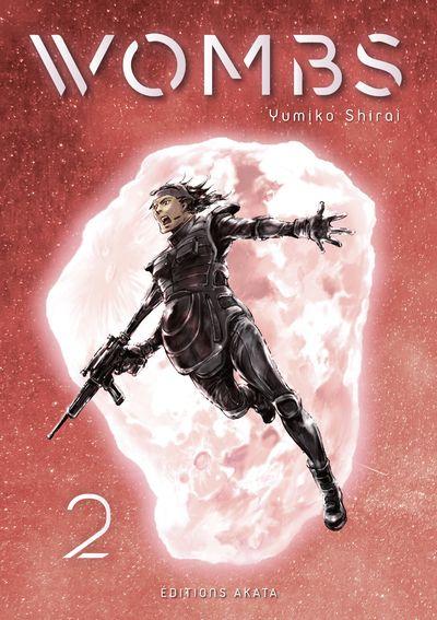 Sortie Manga au Québec JUILLET 2021 Wombs-2-akata