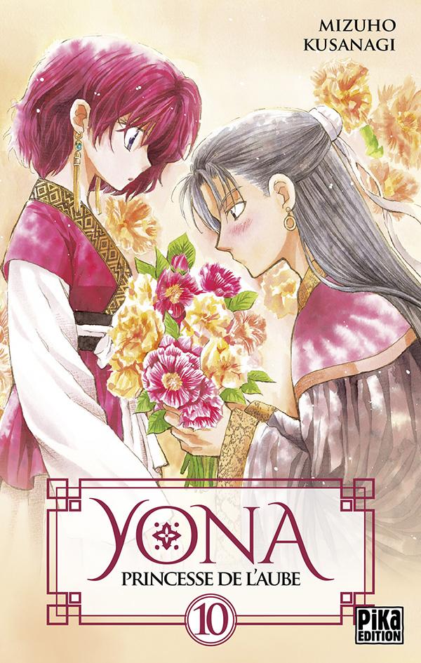 Yona - Princesse de l'Aube Vol.10