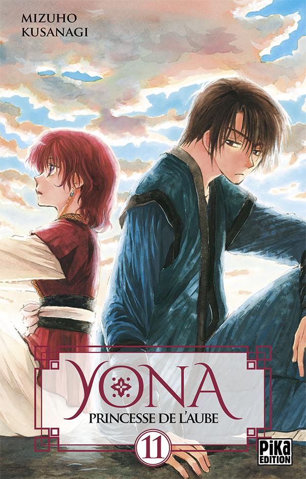 Yona - Princesse de l'Aube Vol.11