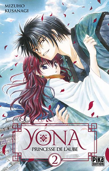 Yona - Princesse de l'Aube Vol.2