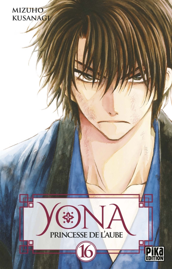 Yona - Princesse de l'Aube Vol.16