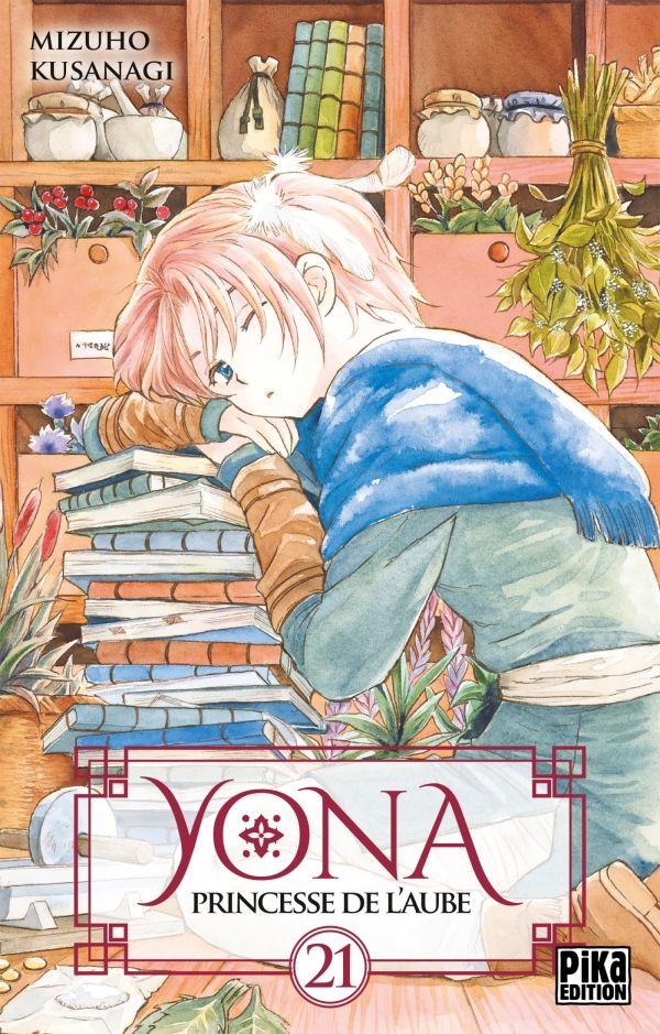 Yona - Princesse de l'Aube Vol.21