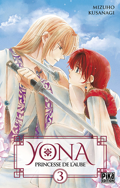 Yona - Princesse de l'Aube Vol.3