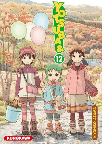 Yotsuba & [Kiyohiko AZUMA] Yotsuba-12-kurokawa