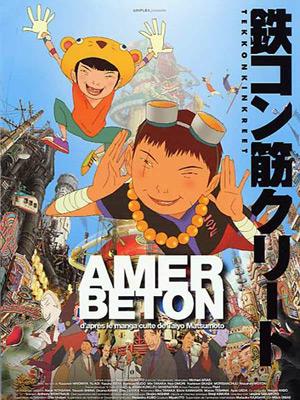 Actualité Manga et Japanimation Amer_beton_affiche