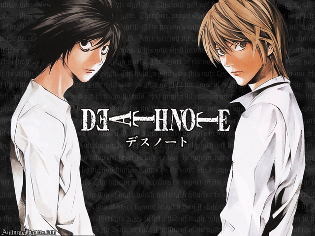 death note mangas