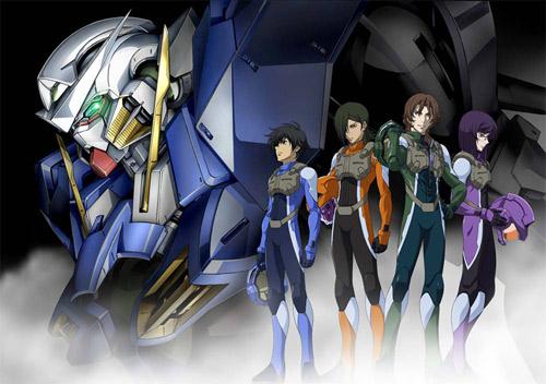 [MU] Gundam 00 (saison 01 complète, saison 02 jusqu'à ep. 23)