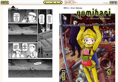 preview yumihari 26 novembre 2007 manga news