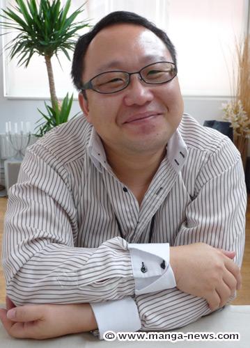 Samji Diteur Interview Manga News