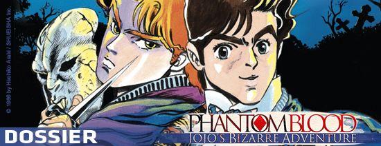 Jojo Phantom Blood dossier