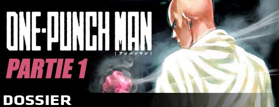 One punch man dossier 1