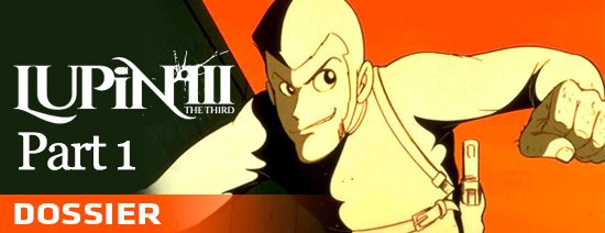 Lupin iii saison 1 dossier