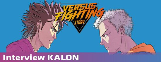 Rencontre-avec-Kalon-dessinatrice-du-manga-Versus-Fighting-Story