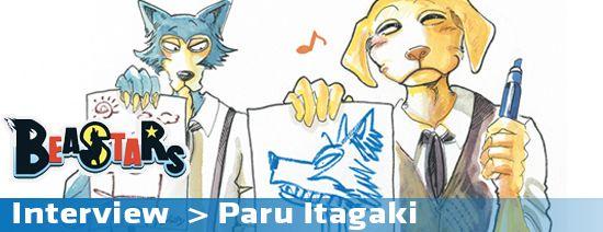 Rencontre-avec-Paru-Itagaki-autrice-de-Beastars