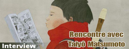 Interview-Taiyo-Matsumoto