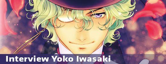 Rencontre avec la mangaka Yoko Iwasaki