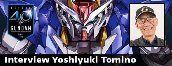 Interview -Yoshiyuki-tomino